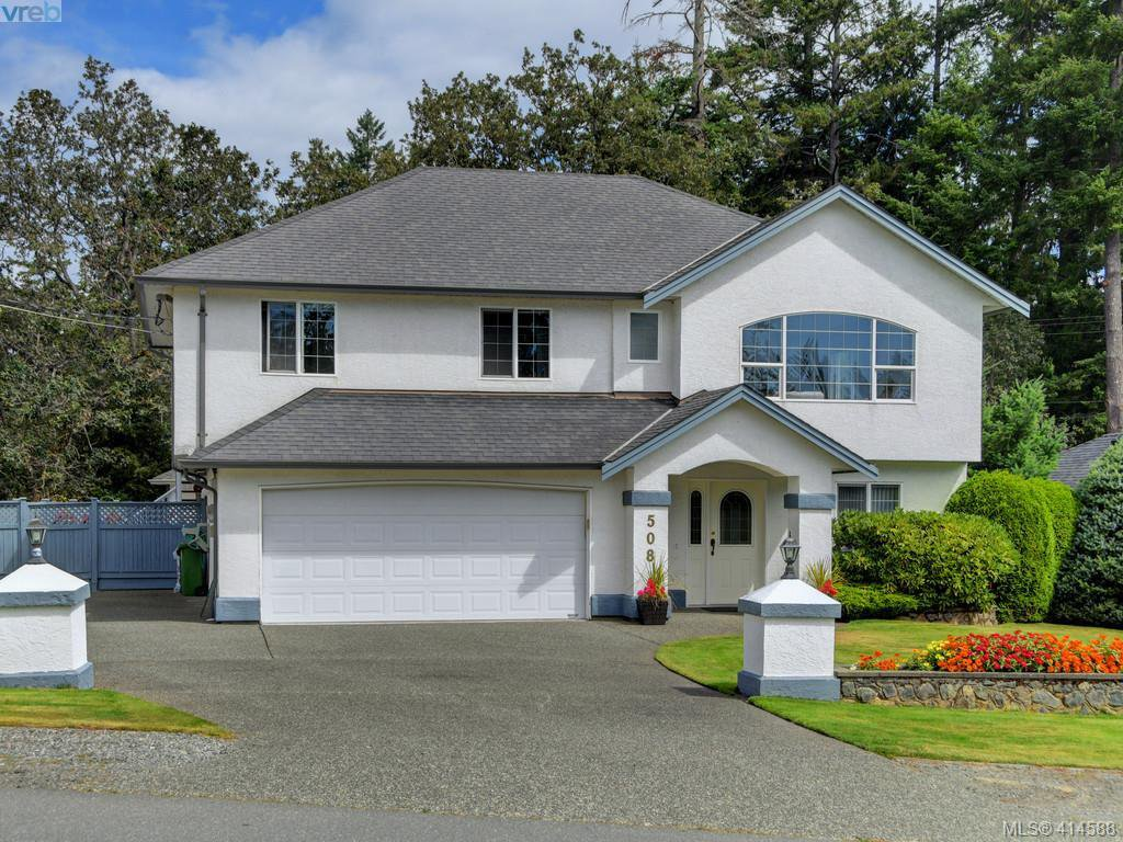 Main Photo: 508 Hoffman Avenue in VICTORIA: La Mill Hill Single Family Detached for sale (Langford)  : MLS®# 414588