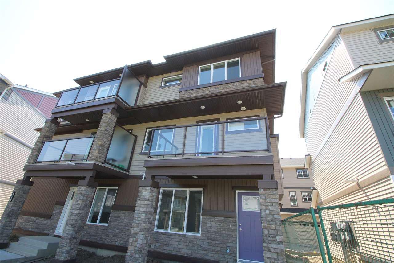 Main Photo: 87 1530 Tamarack Boulevard in Edmonton: Zone 30 Townhouse for sale : MLS®# E4169983