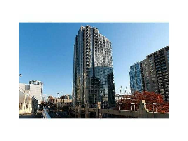 Main Photo: 2306 930 CAMBIE STREET in : Yaletown Condo for sale : MLS®# V1126222