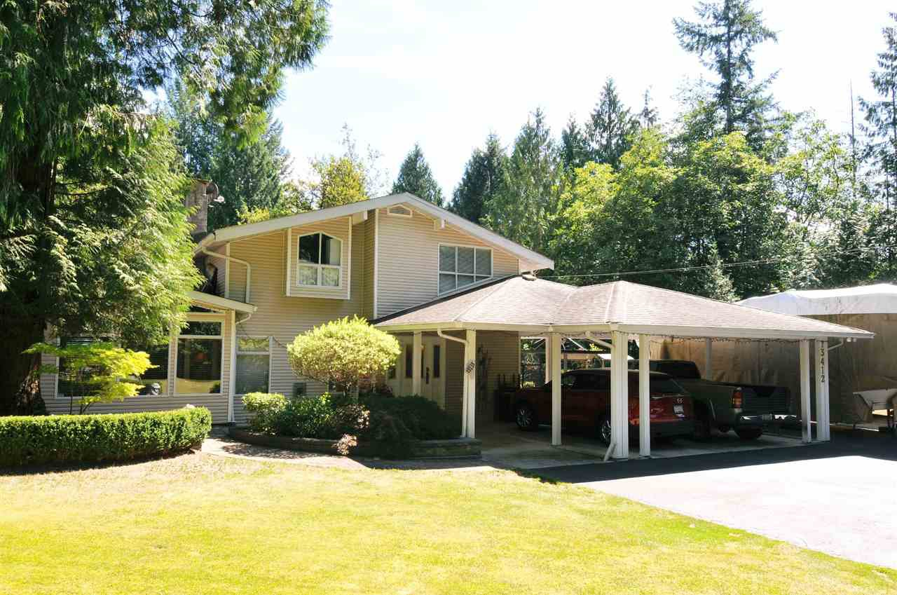 Main Photo: 13412 232 Street in Maple Ridge: Silver Valley House for sale : MLS®# R2479821