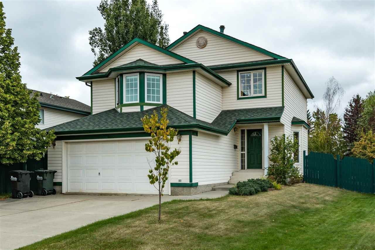 Main Photo: 41 COURTENAY Circle: Sherwood Park House for sale : MLS®# E4214358