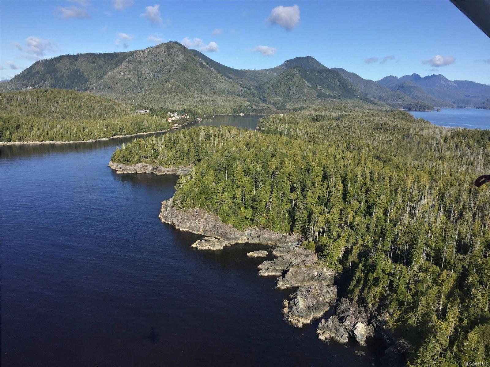 Main Photo: SL 37 Hot Springs Oceanside in : PA Tofino Land for sale (Port Alberni)  : MLS®# 857515