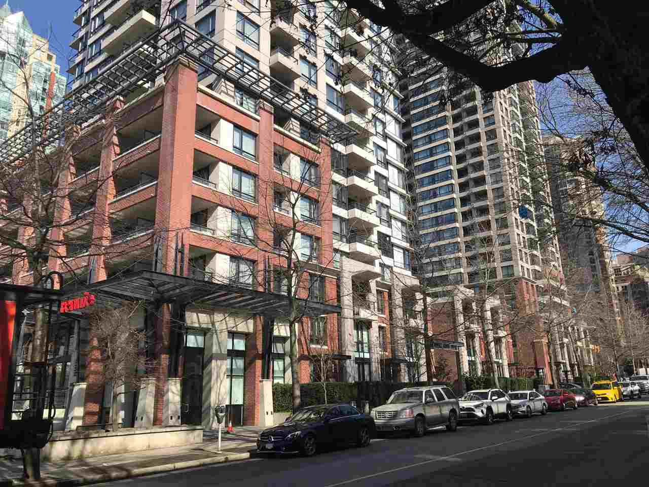 Main Photo: 1803 977 MAINLAND Street in Vancouver: Yaletown Condo for sale (Vancouver West)  : MLS®# R2527867