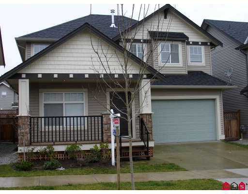 "Main Photo: 5963 165TH Street in Surrey: Cloverdale BC House for sale in ""Clover Ridge"" (Cloverdale)  : MLS®# F2712749"