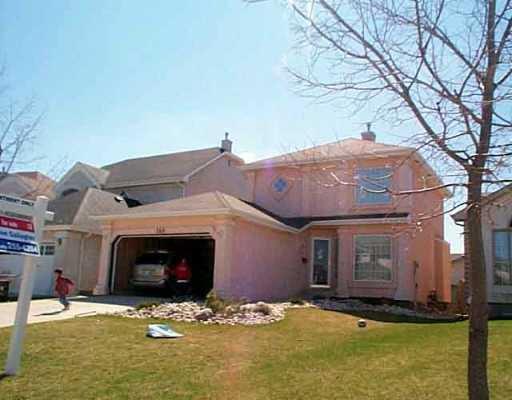 Main Photo: 140 INVERMERE Street in Winnipeg: Fort Garry / Whyte Ridge / St Norbert Single Family Detached for sale (South Winnipeg)  : MLS®# 2505380