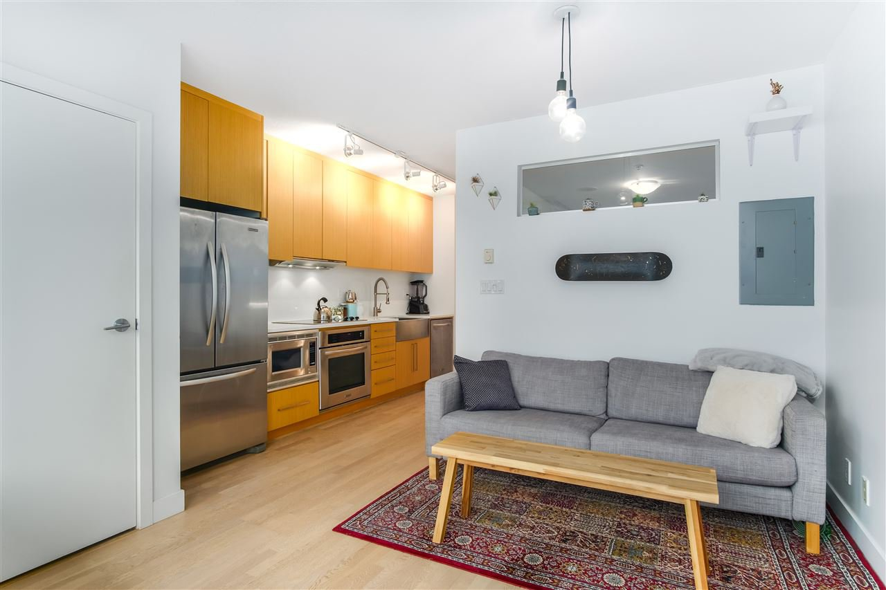 """Main Photo: 460 250 E 6TH Avenue in Vancouver: Mount Pleasant VE Condo for sale in """"DISTRICT"""" (Vancouver East)  : MLS®# R2443045"""