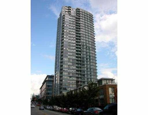 Main Photo: 1802 928 BEATTY Street in Vancouver: Downtown VW Condo for sale (Vancouver West)  : MLS®# V796777