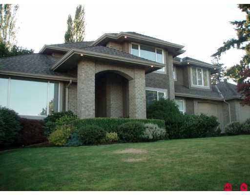 "Main Photo: 7763 165TH Street in Surrey: Fleetwood Tynehead House for sale in ""Coast Meridian"" : MLS®# F2713161"