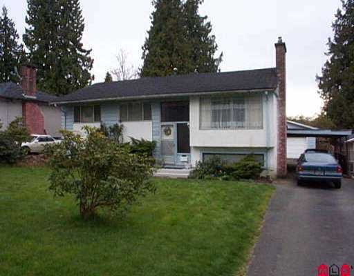 """Main Photo: 11275 150TH ST in Surrey: Bolivar Heights House for sale in """"Birdland"""" (North Surrey)  : MLS®# F2608505"""