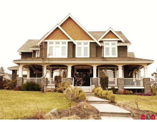 Main Photo: 16439 HIGH PARK AV in Surrey: House for sale : MLS®# Canterbury Lane