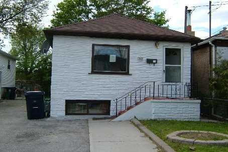 Main Photo:  in Toronto: House (Bungalow) for sale (E08: TORONTO)  : MLS®# E1386707