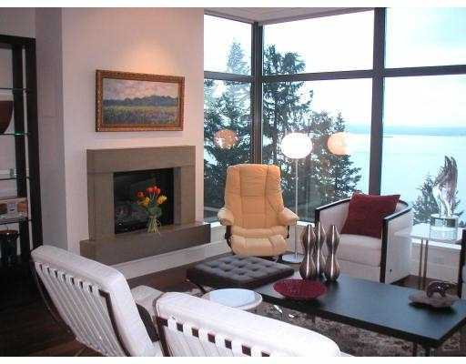 """Main Photo: 901 3355 CYPRESS PL in West Vancouver: Cypress Park Estates Condo for sale in """"STONE CLIFF"""" : MLS®# V537818"""
