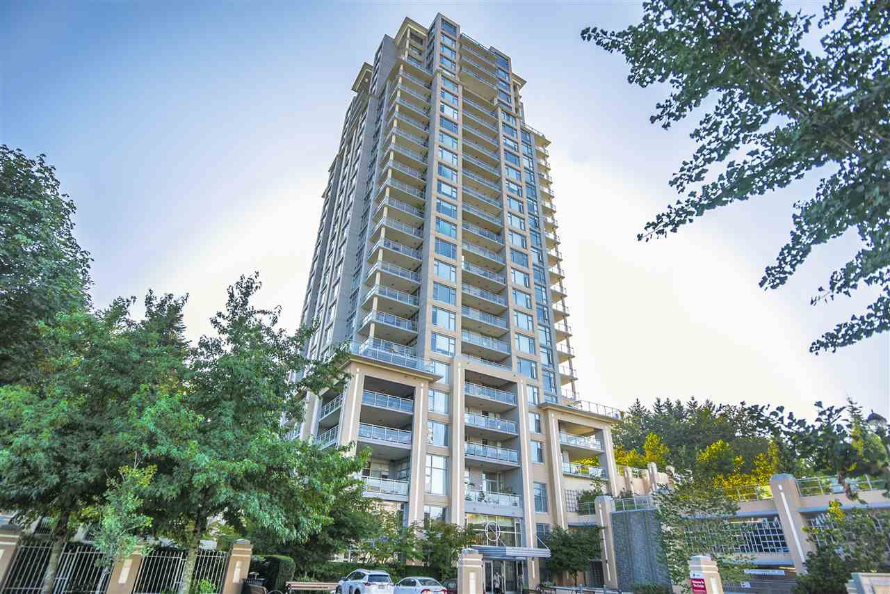 "Main Photo: 1202 280 ROSS Drive in New Westminster: Fraserview NW Condo for sale in ""The Carlyle"" : MLS®# R2396887"