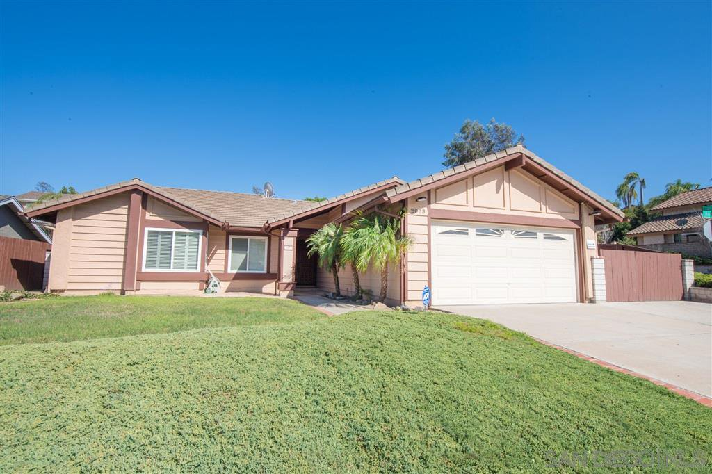 Main Photo: RANCHO SAN DIEGO House for sale : 4 bedrooms : 2073 Wind River Rd in El Cajon