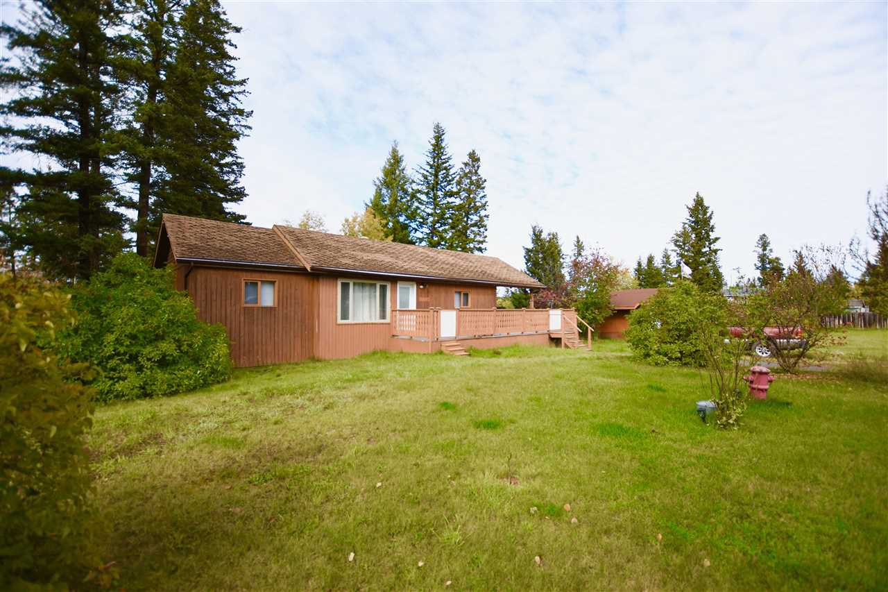 Main Photo: 1428 - 1430 DOG CREEK Road in Williams Lake: Esler/Dog Creek House for sale (Williams Lake (Zone 27))  : MLS®# R2427907