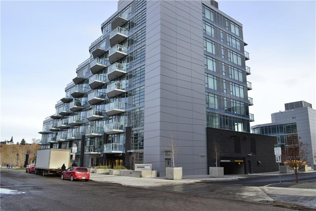 Main Photo: 102 108 2 Street SW in Calgary: Chinatown Apartment for sale : MLS®# C4289651