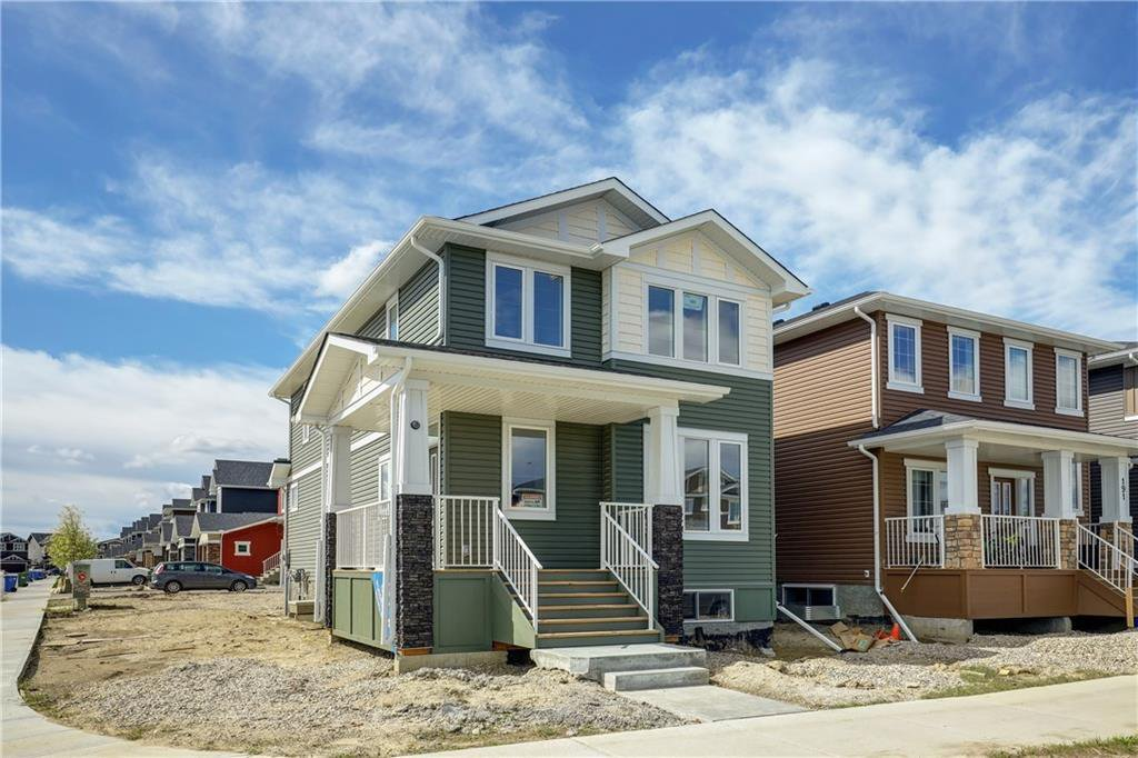 Main Photo: 195 REDSTONE Avenue NE in Calgary: Redstone Detached for sale : MLS®# C4292428