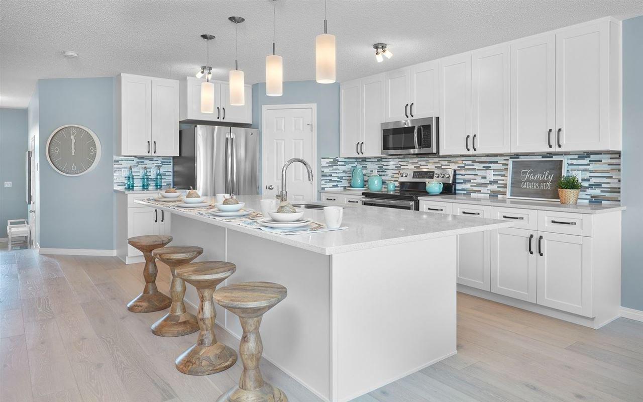 Main Photo: 4318 Cooke Lane in Edmonton: Zone 55 House Half Duplex for sale : MLS®# E4196748