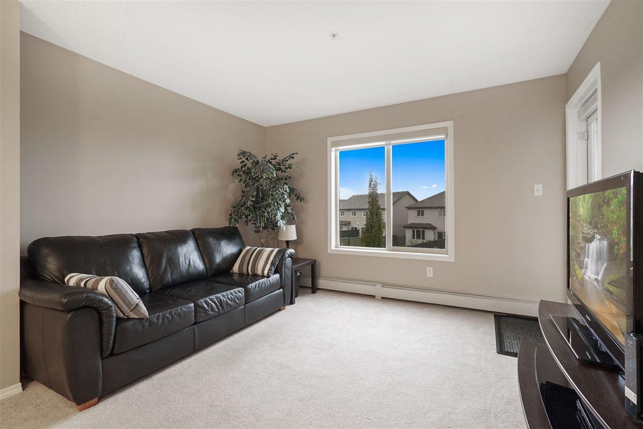 Main Photo: 306 11812 22 Avenue in Edmonton: Zone 55 Condo for sale : MLS®# E4200024