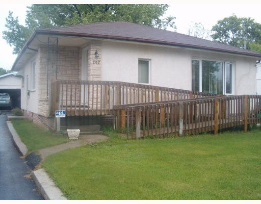 Main Photo: 297 BELIVEAU Road in WINNIPEG: St Vital Single Family Detached for sale (South East Winnipeg)  : MLS®# 2708759