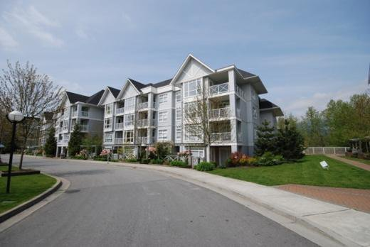 "Main Photo: # 408 3142 ST JOHNS ST in Port Moody: Port Moody Centre Condo for sale in ""SONRISA"" : MLS®# V890211"