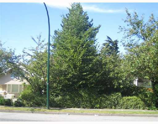 Main Photo: 2755 W 33RD Avenue in Vancouver: MacKenzie Heights Land for sale (Vancouver West)  : MLS®# V664122