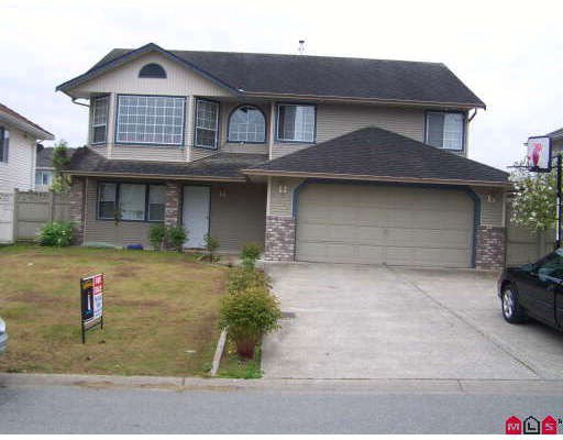 Main Photo: 31944 SAMUEL Court in Abbotsford: Abbotsford West House for sale : MLS®# F2814561