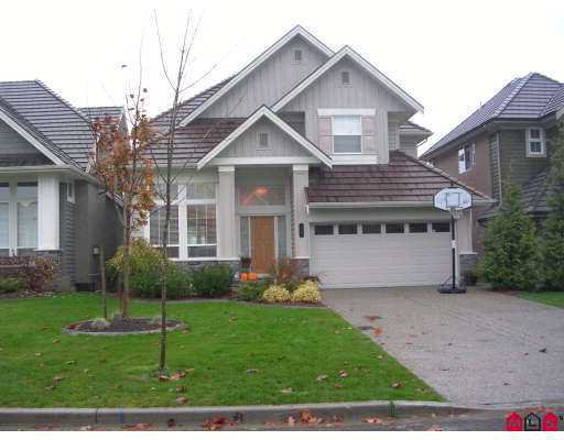 "Main Photo: 3555 ROSEMARY HTS Crescent in Surrey: Morgan Creek House for sale in ""ROSEMARY HEIGHTS"" (South Surrey White Rock)  : MLS®# F2625147"