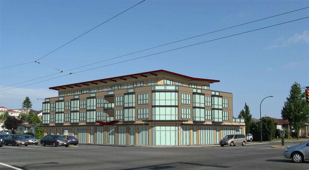 Main Photo: 5708 KNIGHT Street in Vancouver: Knight Office for lease (Vancouver East)  : MLS®# C8027088