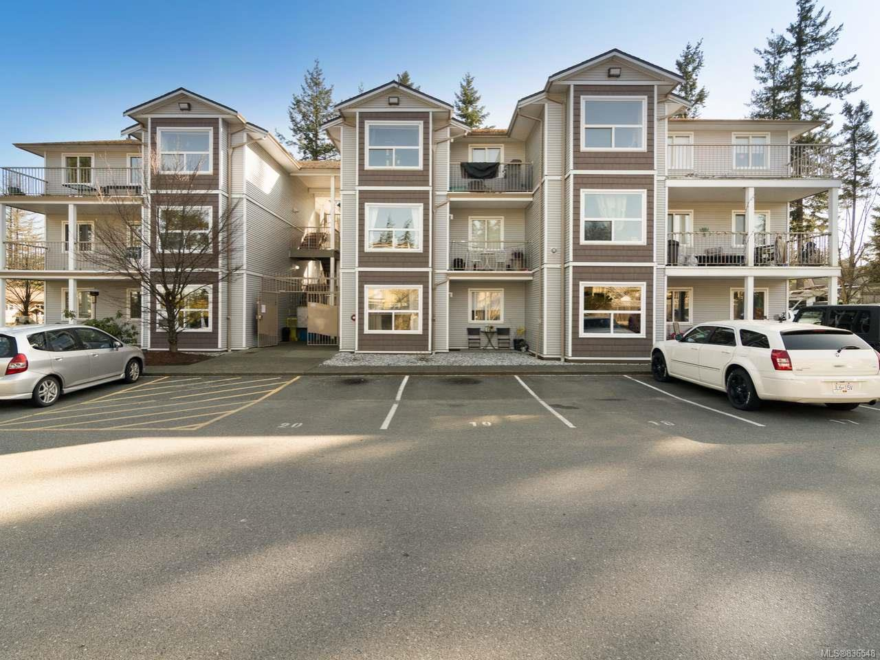 Main Photo: 106 262 Birch St in CAMPBELL RIVER: CR Campbell River Central Condo for sale (Campbell River)  : MLS®# 836548