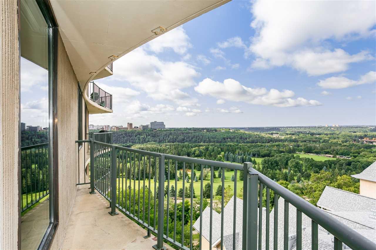 Main Photo: 1104 11710 100 Avenue in Edmonton: Zone 12 Condo for sale : MLS®# E4209522