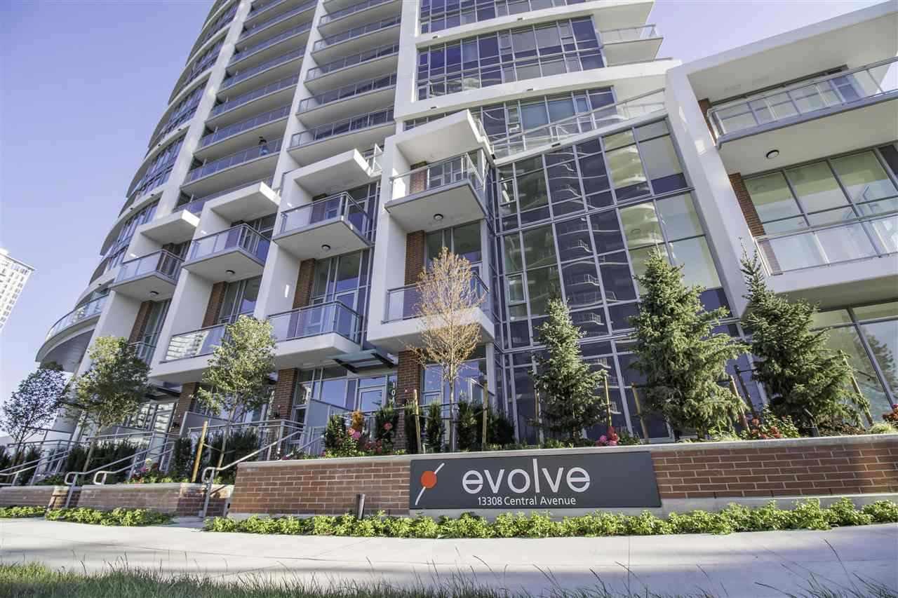 "Main Photo: 511 13308 CENTRAL Avenue in Surrey: Whalley Condo for sale in ""EVOLVE"" (North Surrey)  : MLS®# R2514359"