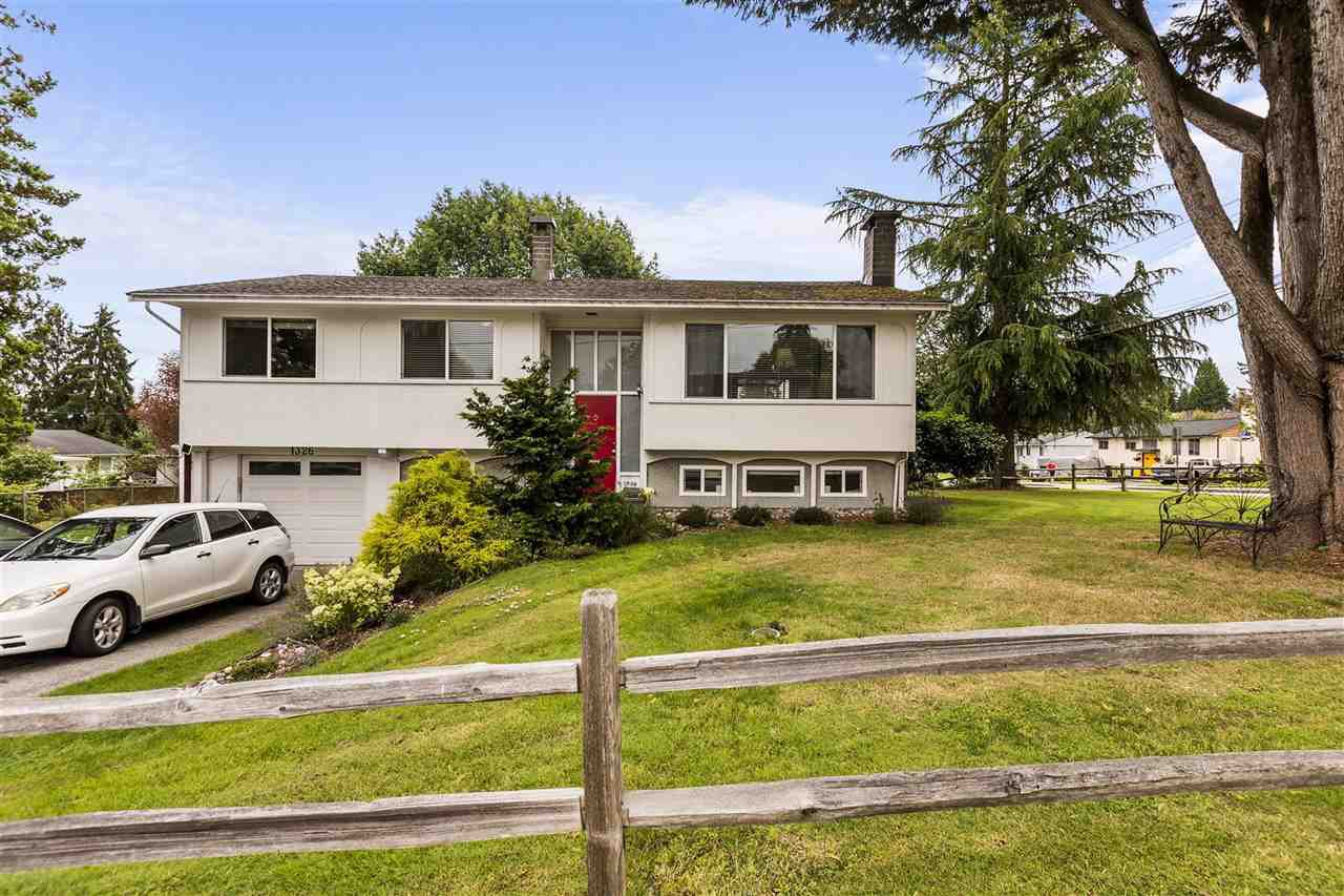 Main Photo: 1326 EASTERN DRIVE in Port Coquitlam: Mary Hill House for sale : MLS®# R2509948