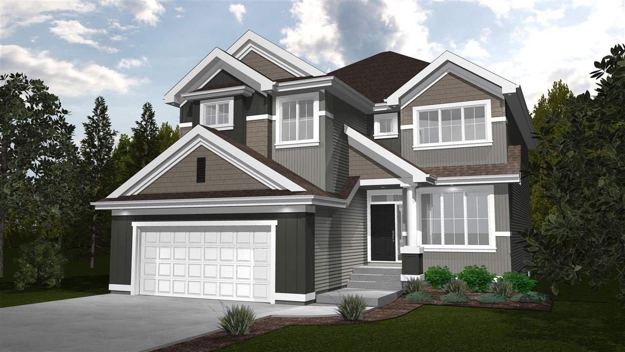 Main Photo: 2037 89B Street in Edmonton: Zone 53 House for sale : MLS®# E4222438