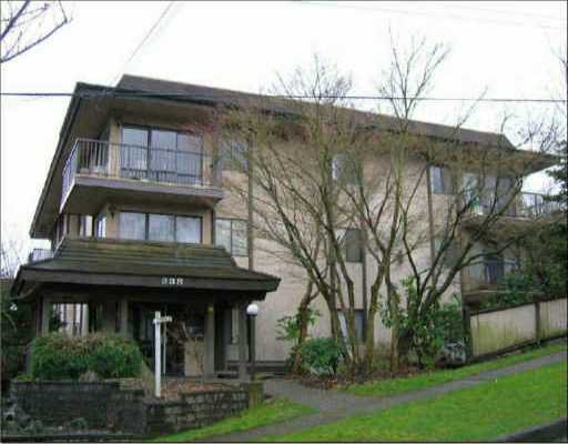 Main Photo: 338 WARD Street in New Westminster: Sapperton Condo for sale : MLS®# V635002