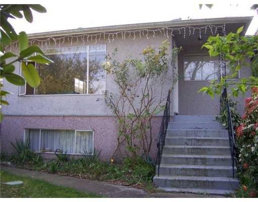 Main Photo: 512 E 47TH AV in Vancouver: House for sale : MLS®# V822846