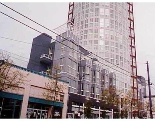 "Main Photo: 1012 933 SEYMOUR Street in Vancouver: Downtown VW Condo for sale in ""THE SPOT"" (Vancouver West)  : MLS®# V650509"