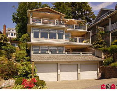 Main Photo: New Price - PANORAMIC OCEAN VIEWS - 14981 BEACHVIEW AV: White Rock House for sale ()  : MLS®# New Price - PANORAMIC OCEAN VIEW