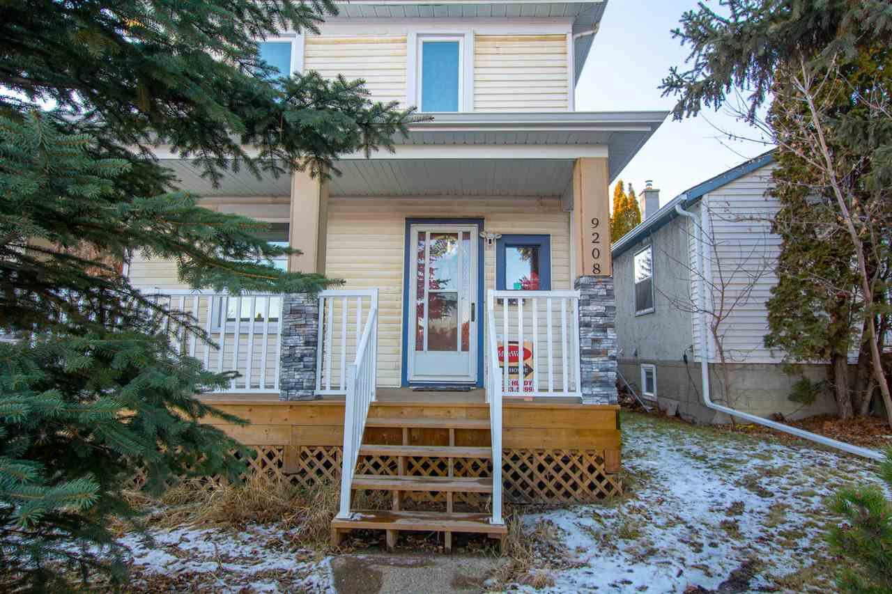 Main Photo: 9208 85 Street in Edmonton: Zone 18 House for sale : MLS®# E4181833