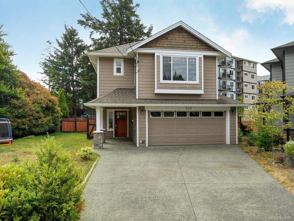 Main Photo: 949 Glen Willow Pl in Langford: La Glen Lake House for sale : MLS®# 844943