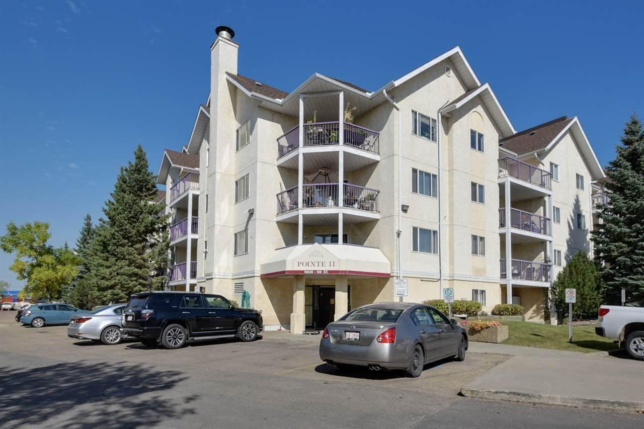 Main Photo: 314 10636 120 Street NW in Edmonton: Zone 08 Condo for sale : MLS®# E4212187