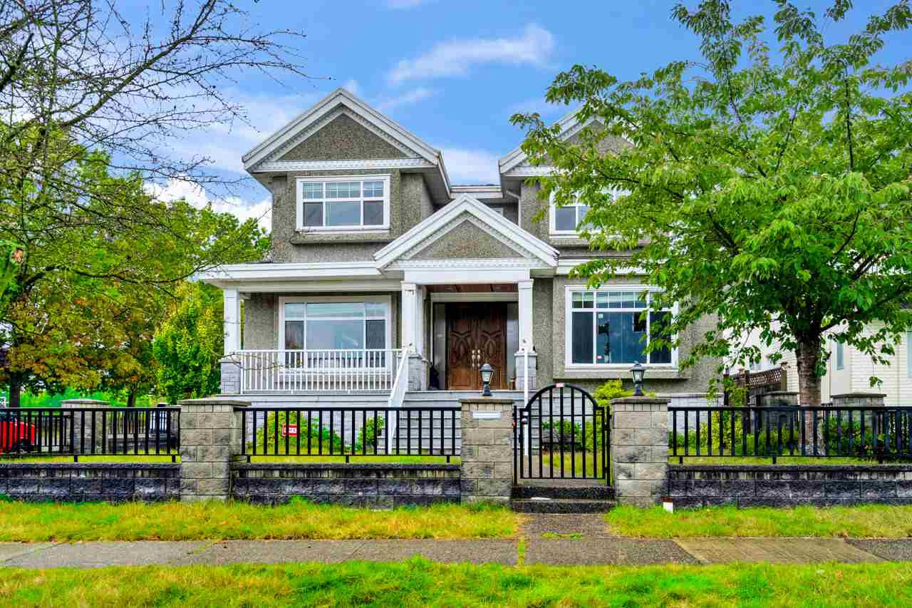 Main Photo: 7533 ASHBURN Street in Vancouver: Fraserview VE House for sale (Vancouver East)  : MLS®# R2507902