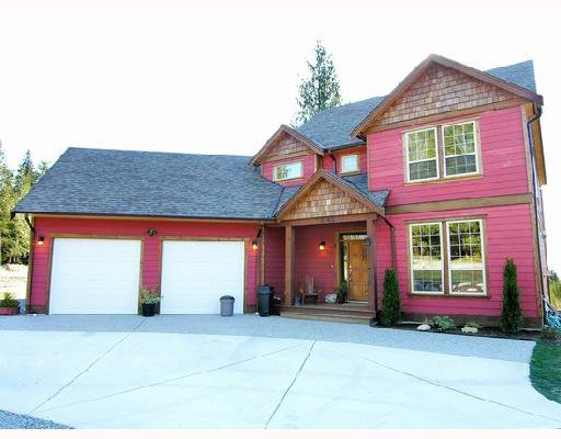 """Photo 1: Photos: 1345 CHASTER Road in Gibsons: Gibsons & Area House for sale in """"CHASTER PLACE"""" (Sunshine Coast)  : MLS®# V658536"""