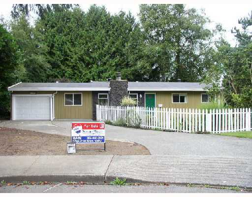 Main Photo: 12209 FOREST Place in Maple_Ridge: Northwest Maple Ridge House for sale (Maple Ridge)  : MLS®# V660613