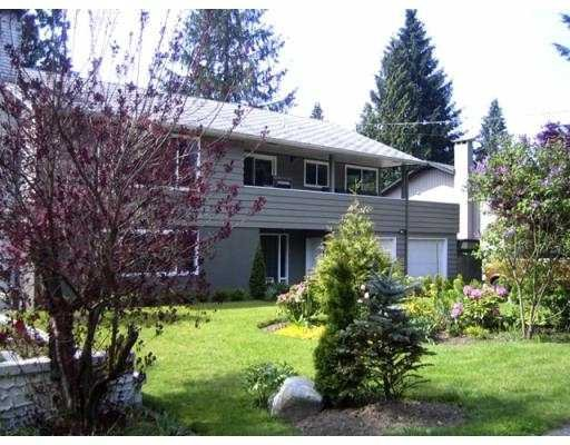 Main Photo: 2679 Sechelt Drive in North Vancouver: Blueridge NV House for sale : MLS®# V647634