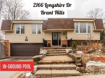 Main Photo: 2166 Longshire Drive in Burlington: Brant Hills House (Bungalow-Raised) for sale : MLS®# W4731080