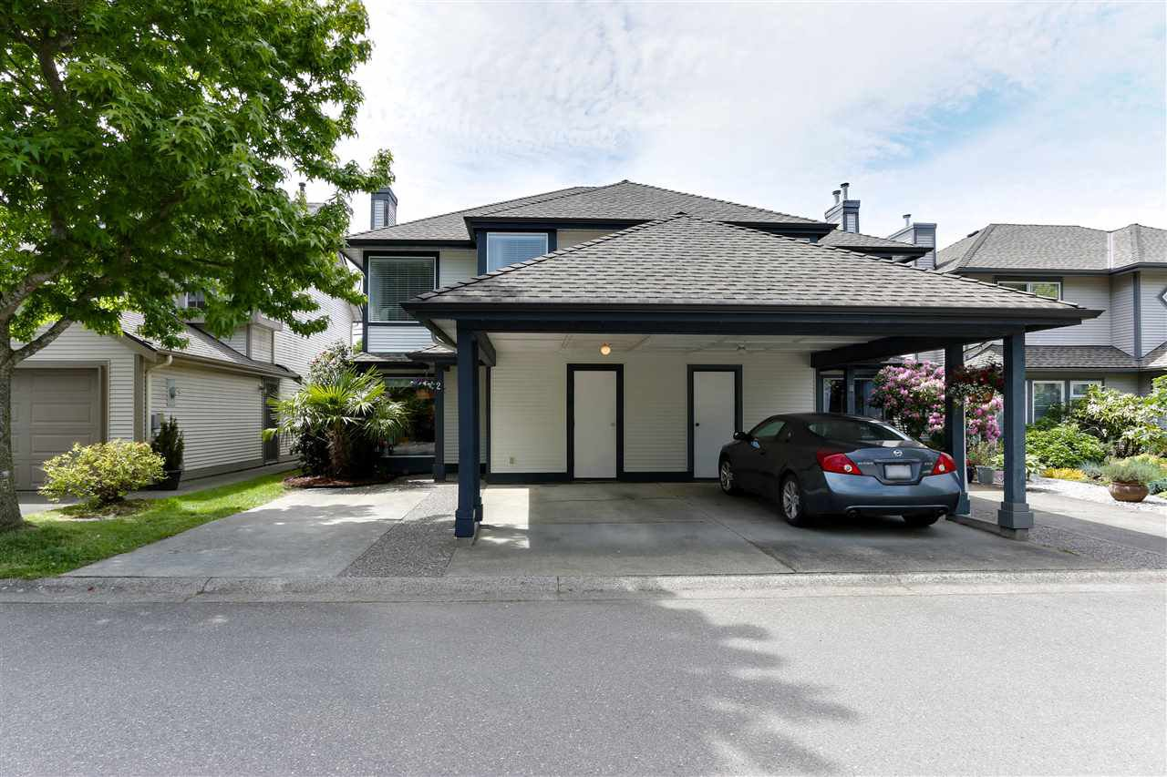 Photo 1: Photos: 2 4756 62 STREET in Delta: Holly 1/2 Duplex for sale (Ladner)  : MLS®# R2460910
