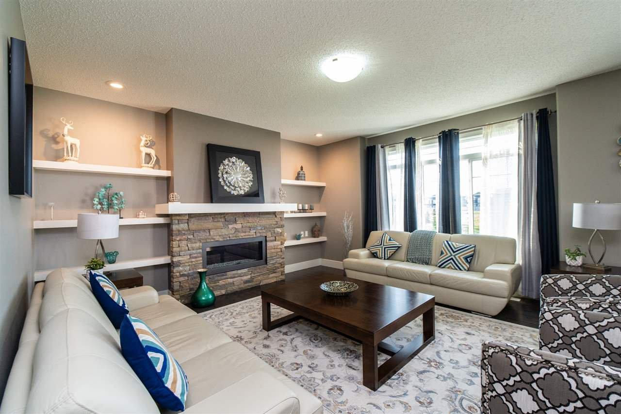 Main Photo: 4345 CRABAPPLE Crescent in Edmonton: Zone 53 House for sale : MLS®# E4222326