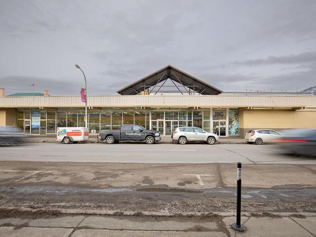 Main Photo: 444 SEYMOUR STREET in Kamloops: South Kamloops Building and Land for lease : MLS®# 159918