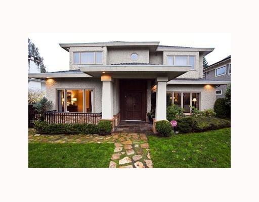 Main Photo: 4082 W 38th AV in Richmond: Dunbar House for sale (Vancouver West)  : MLS®# V785190